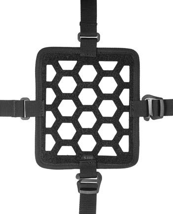 5.11 Tactical - VR Hexgrid Headrest Black Schwarz