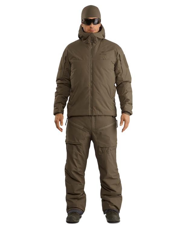 Arc'teryx LEAF Cold WX Hoody LT Men's Gen2 Black