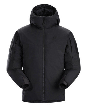 Arc'teryx LEAF - Cold WX Hoody LT Men's (Gen2) Black Schwarz