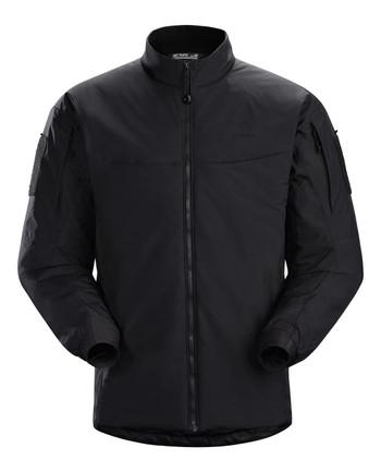 Arc'teryx LEAF - Cold WX Jacket LT Men's (Gen2) Black Schwarz