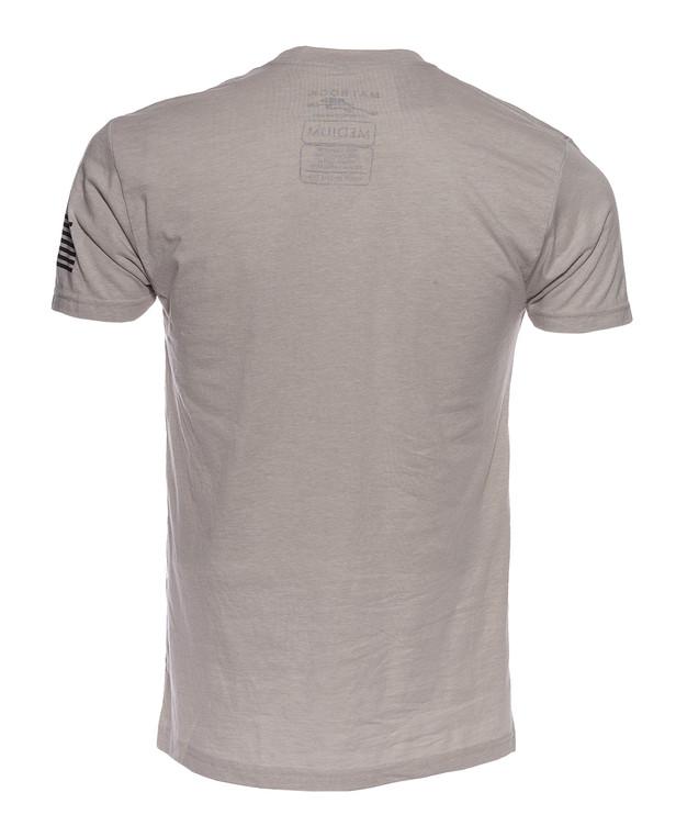 Matbock DaVinci Operator T-Shirt Grau