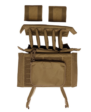 TASMANIAN TIGER - TT Modular Camera Insert 30 Coyote Brown