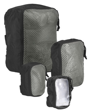 TASMANIAN TIGER - TT Modular Pouch Set Black