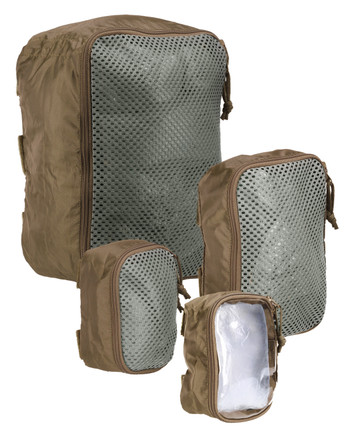 TASMANIAN TIGER - TT Modular Pouch Set Coyote Brown