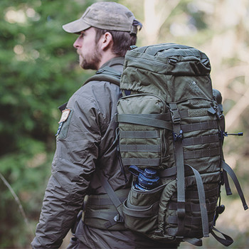 TASMANIAN TIGER - Raid Pack MKIII Black Schwarz