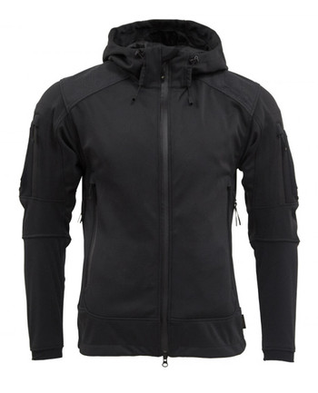 Carinthia - Softshell Jacket SpezKr Black Schwarz