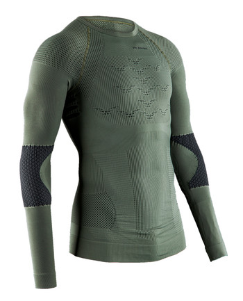 X-Bionic - Combat Energizer 4.0 Shirt Longsleeve Olive Green/Anthracite