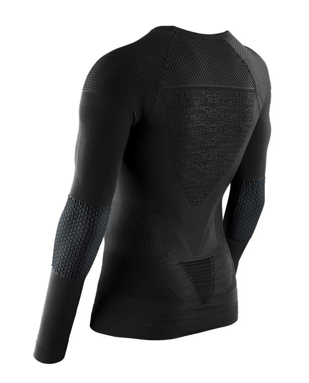 X-Bionic Combat Energizer 4.0 Shirt Longsleeve Black/Anthracite