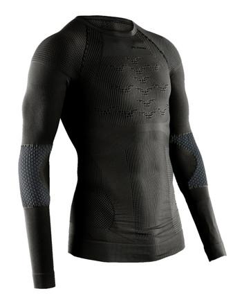 X-Bionic - Combat Energizer 4.0 Shirt Longsleeve Black/Anthracite
