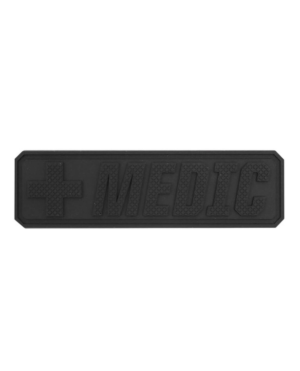 TACWRK Medic Pouch Patch Black