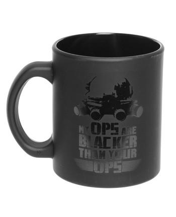TACWRK - Tasse My Ops are Blacker