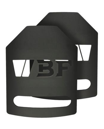 BeaverFit - SOE Curved Plates 2 x 10lb (Paar) Gewichtsplatten