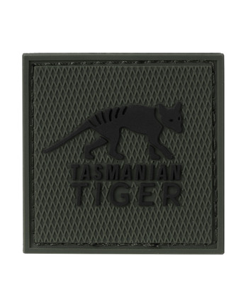 TASMANIAN TIGER - 3D Patch Olive