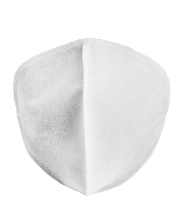 TACWRK Wiederverwendbare Mundbedeckung Weiß
