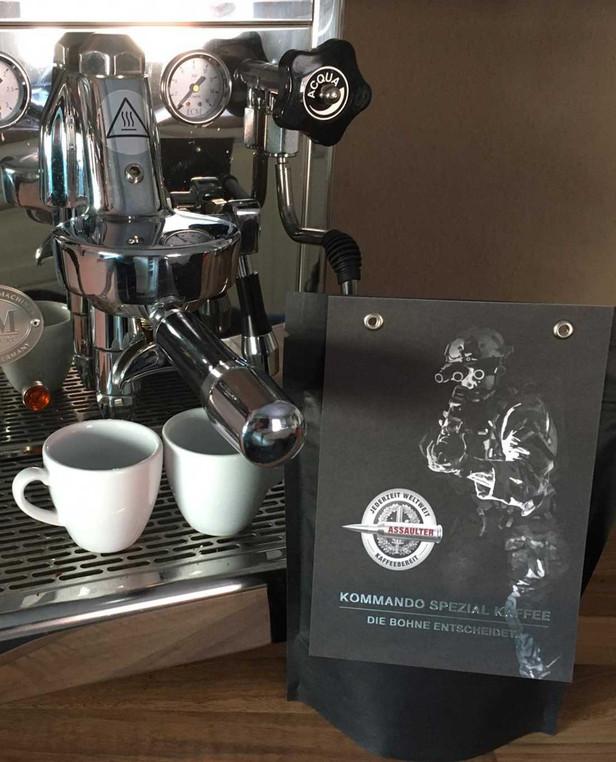 TACWRK Kommando Spezial Kaffee