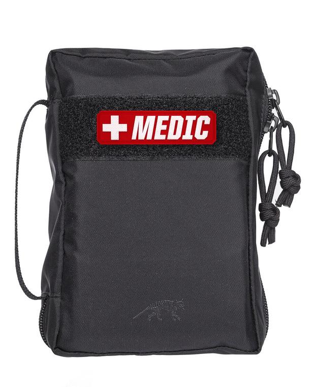 TACWRK Medic Pouch Patch Red