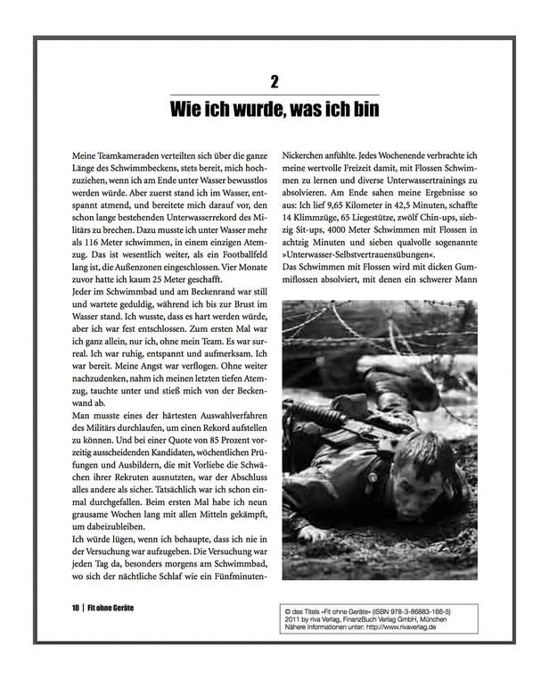 TACWRK Fit ohne Geräte riva Verlag