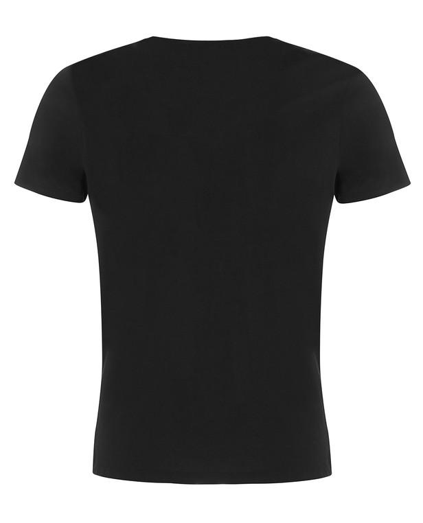 TACWRK FCK CRN Shirt Schwarz