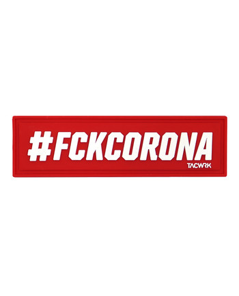 TACWRK - #FCKCORONA Patch