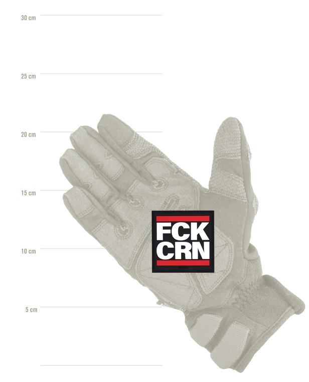 TACWRK FCK CRN Patch