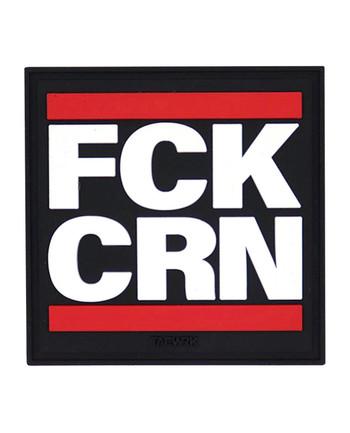 TACWRK - FCK CRN Patch