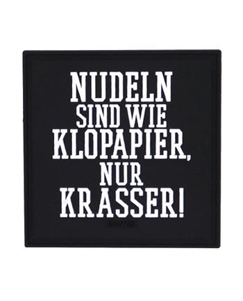 TACWRK - Nudeln Klopapier Patch