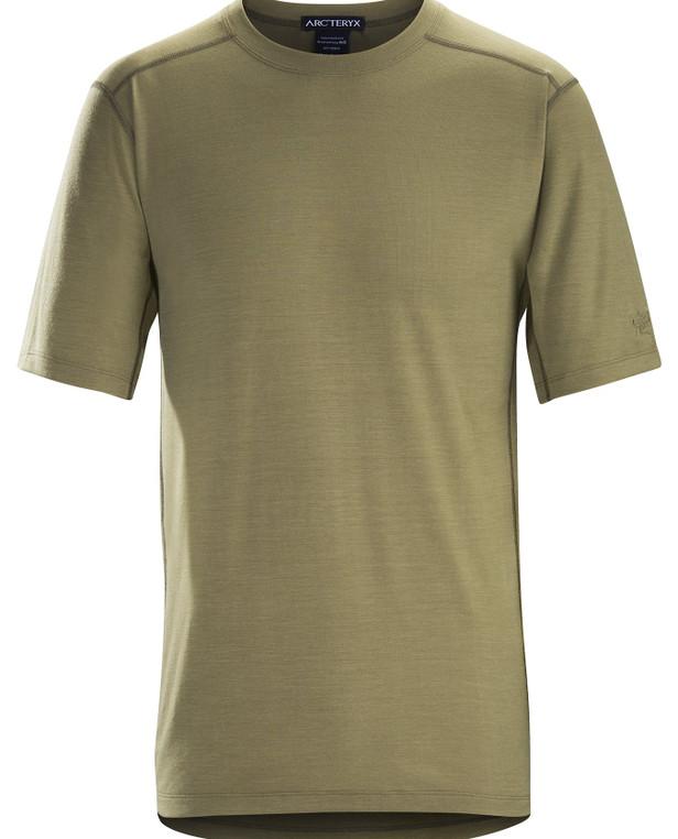 Arc'teryx LEAF Cold WX T-Shirt AR Men's Wool Crocodile