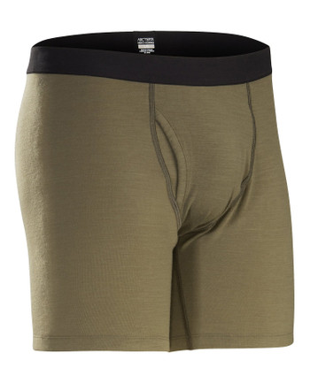 Arc'teryx LEAF - Cold WX Boxer AR Men's (Wool) Crocodile