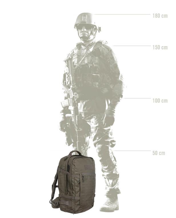 TASMANIAN TIGER TT Mission Pack MKII IRR Steingrau Oliv