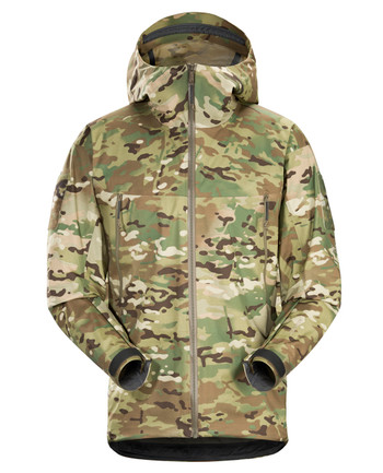 Arc'teryx LEAF - Alpha Jacket LT Men's (Gen2) Multicam