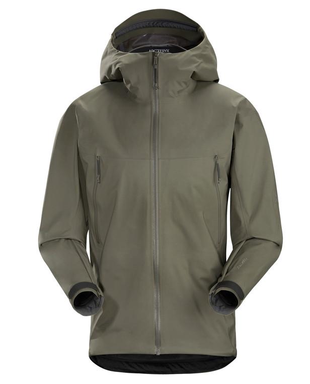 Arc'teryx LEAF Alpha Jacket LT Men's Gen2 Ranger Green