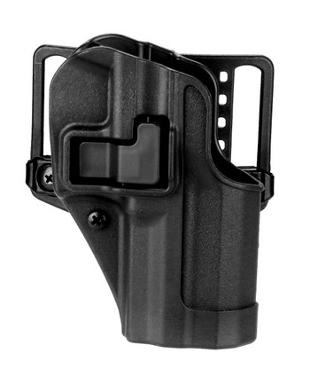 Blackhawk! - CQC Holster H&K USP/P8 Links Schwarz