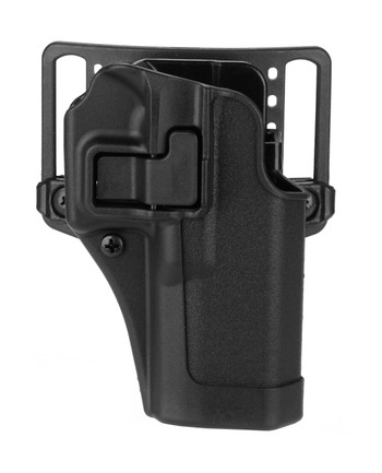 Blackhawk! - CQC Holster Glock 17/22/31 Links Schwarz