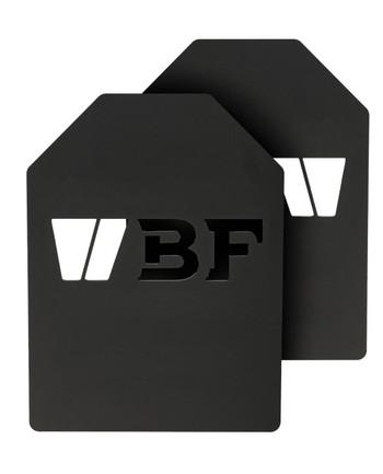 BeaverFit - SOE 2x7lb Flat Plates Set