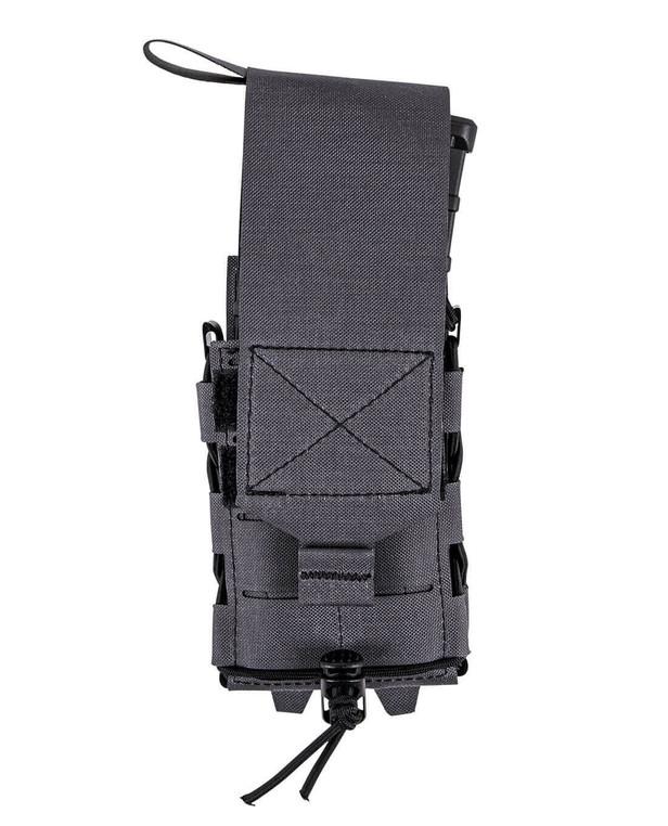md-textil Multicaliber Quick Access Pouch Iron Grey