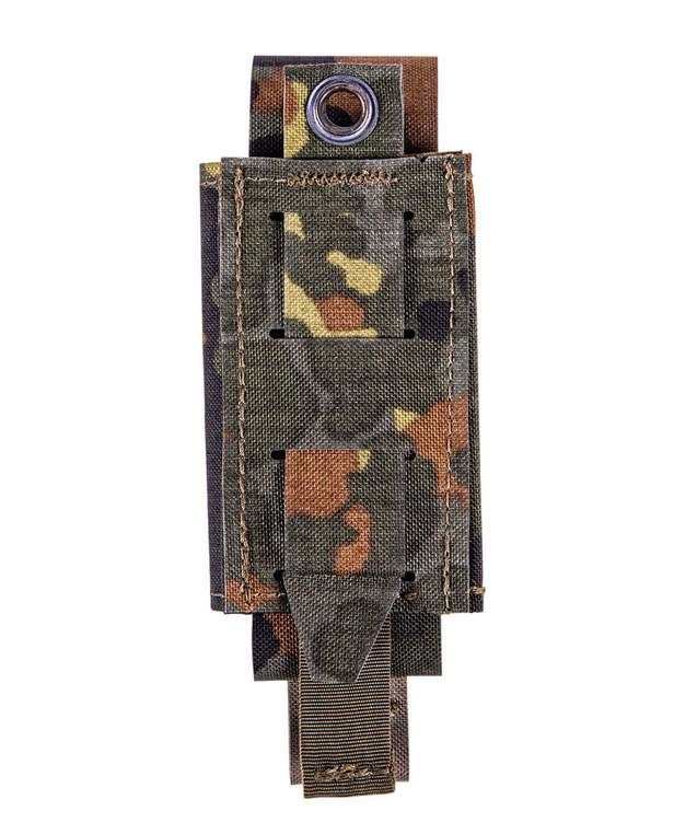 md-textil Flashbang Schnellziehtasche 5FT Flecktarn