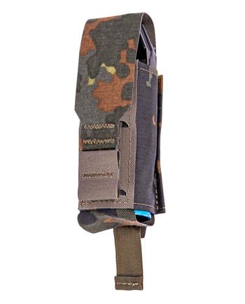 md-textil - Flashbang Schnellziehtasche 5FT Flecktarn