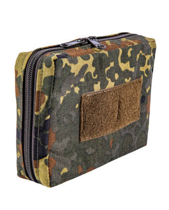 md-textil - Electronics Pouch Horizontal 5FT Flecktarn