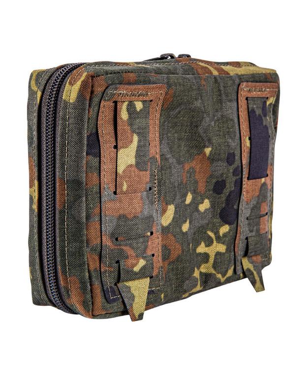 md-textil Techniktasche Horizontal 5FT Flecktarn