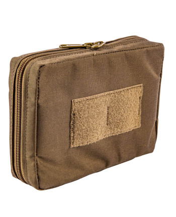 md-textil - Electronics Pouch Horizontal Coyote Brown