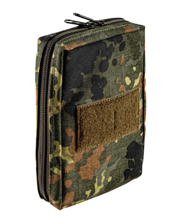 md-textil - General Purpose Pouch Vertical 5FT Flecktarn