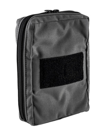 md-textil - General Purpose Pouch Vertical Iron Grey