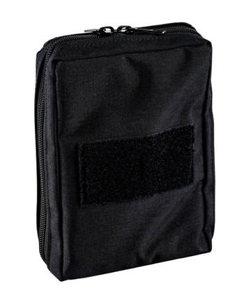 md-textil - Mehrzwecktasche Vertikal Schwarz