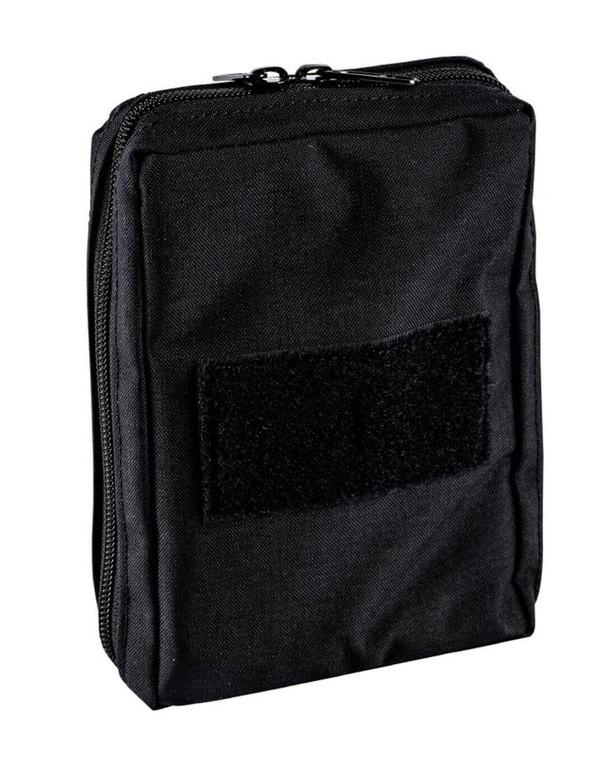 md-textil Mehrzwecktasche Vertikal Schwarz