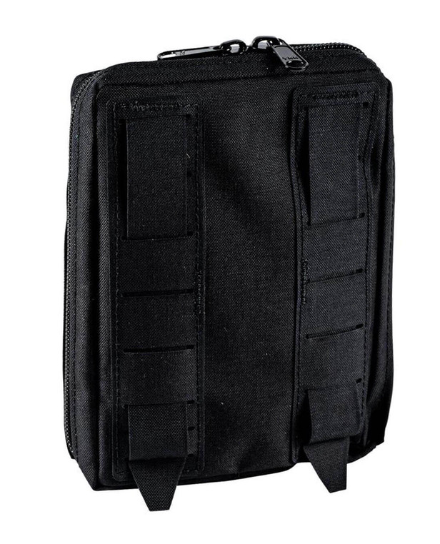 md-textil General Purpose Pouch Vertical Black