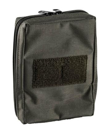 md-textil - Mehrzwecktasche Vertikal Steingrau Oliv