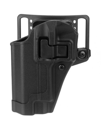 Blackhawk! - CQC Serpa Holster SIG Links Schwarz