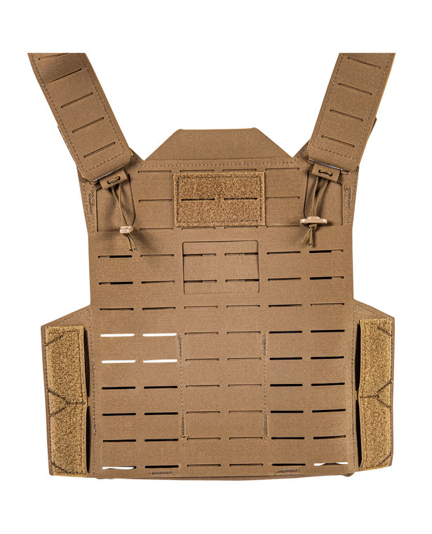 md-textil Plate Carrier MGS Coyote Brown