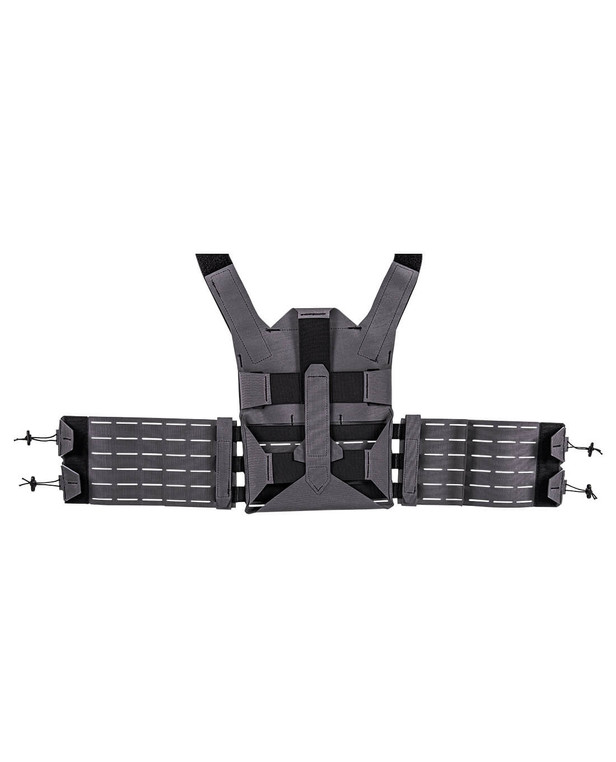 md-textil Plate Carrier MGS Iron Grey