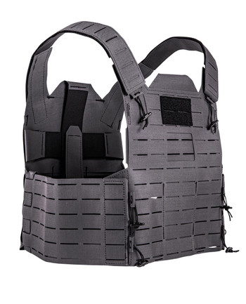 md-textil - Plate Carrier MGS Iron Grey